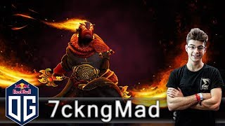 OG.7ckngMad & MinD_ContRoL - Ranked Match - OG Dota 2.