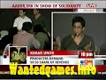 sharukh khan  aamir khan speech against Multiplexes