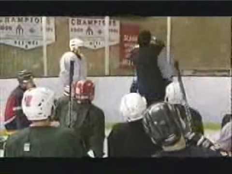 Samuel L Jackson Hockey Coach Chelios