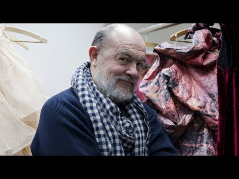 Christian Lacroix | French fashion designer | Glamour Diaries | Fashion Files