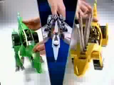 Dice:toy promo - trailer
