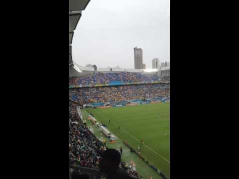 Cielito Lindo Mundia Mexico vs Camerun
