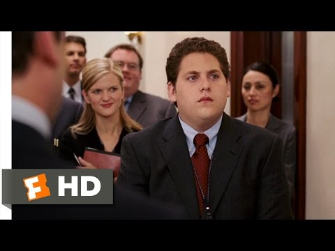 Evan Almighty (2/10) Movie CLIP - Evan Meets His Staffers (2007) HD