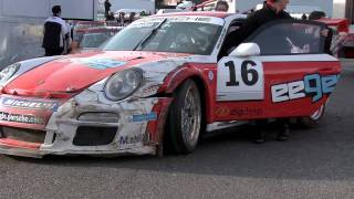 Porsche Carrera Cup Scholarship: The Season Starts