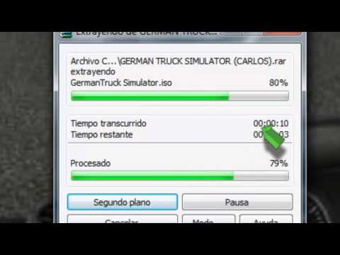 COMO DESCARGAR GERMAN TRUCK SIMULATOR 1 LINK