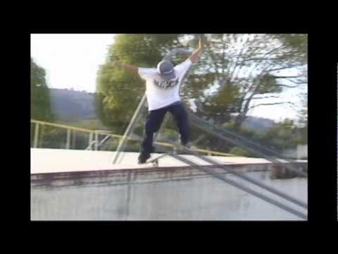Rodrigo Lima, Daryl Angel, Ruben Garcia, Brandon Turner 2003 SYN Skateboard Archives Tape #6 -