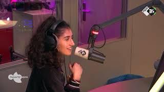 Naaz - Interview - Live @ 3voor12 Radio
