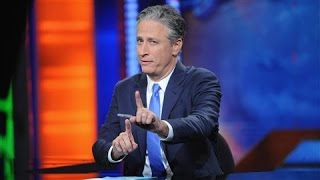 Jon Stewart's Final 'Daily Show' Goodbye