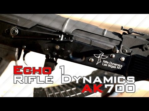 Echo 1 Rifle Dymanics AK700 Review - Airsoft GI