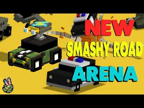 Smashy Road: Arena - Review & GAMEPLAY IOS