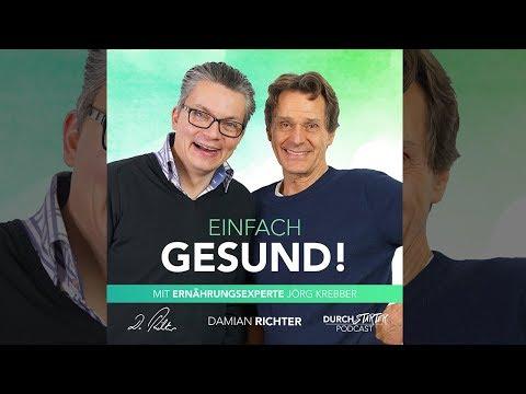 #153 - Ernährung als Schlüssel für Gesundheit // Der Durchstarter-Podcast mit Damian Richter