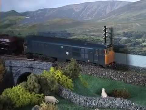 Class 31 on Freight Workings with DCC Sound