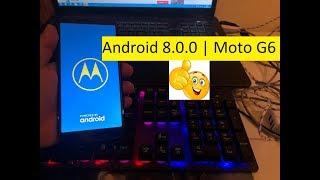 Motorola G6 / G6 Play FRP/Google Bypass Android 8.0.0   Moto G6 Play XT1922 FRP Unlock