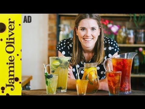 Iced Tea - 3 Ways   Katie Pix - AD