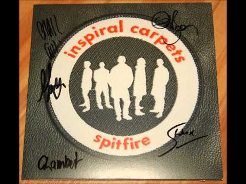 Inspiral Carpets - Spitfire (2014) (audio) video