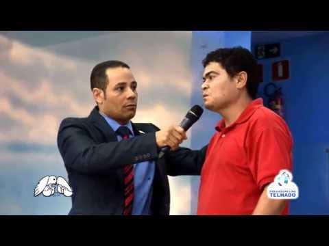 TESTEMUNHO DE PAZ E VIDA - VIDA TOTALMENTE TRANSFORMADA