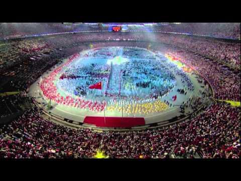 Rio 2016 Olympics Opening Ceremony Inspiration - London 2012 NBC Theme |