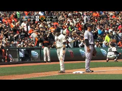 5/26/13: Cain battles, bats prevail in Giants' win