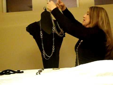 Jill Denes Premier Designs Jewelry Combinations.AVI