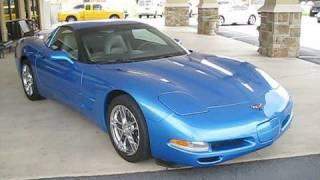 1999 Chevrolet Corvette Start Up, Exhaust, and In Depth Tour