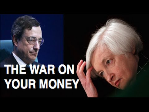 2016 Bank Bail-ins, Financial Crisis - Whats next? The war on your money