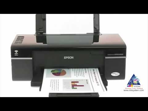 Epson Stylus Office B40W with CISS