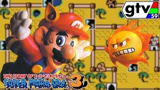 The Story Of Super Mario Bros. 3: 30th Anniversary Retrospective - Gaijillionaire's Club - GTV