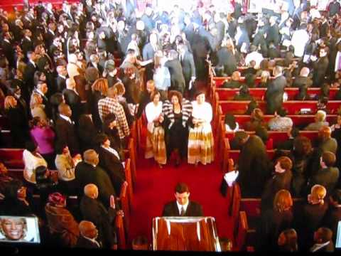 Whitney's Funeral March and My Tribute to Whitney