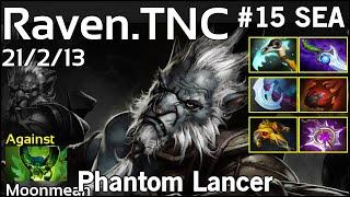 Raven [TNC] Phantom Lancer - Dota 2  7.19