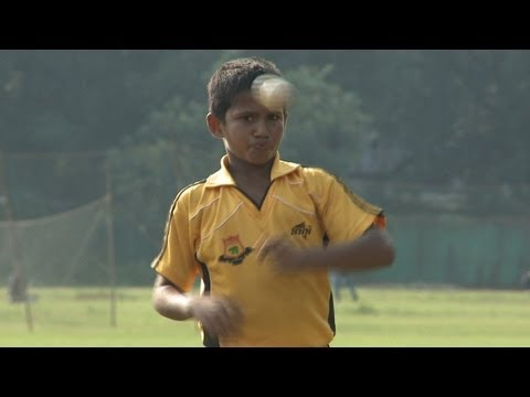 Musheer Khan — the 8-year old who dismissed Yuvraj Singh —...