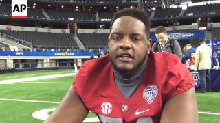 Cam Robinson Says Not Every 5-Star Can Cut It At