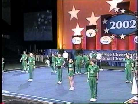 Delta State University Cheerleading 2002