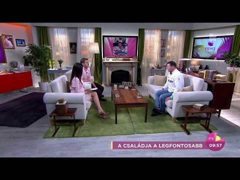 Erdei Zsolt háromgyerekes apaként büszkén mesélt gyermekeiről - tv2.hu/fem3cafe