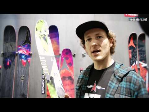 freeskiers.net @ ISPO 2014 - Atomic