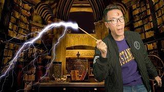 Thế giới phù thủy Harry Potter là có thật!!