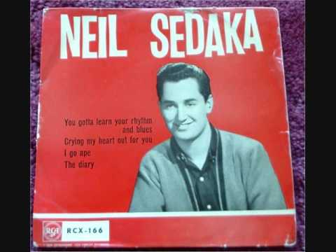 Neil Sedaka - Crying My Heart Out For You