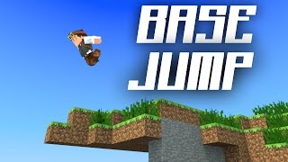 Base Jump (Minecraft Animation)
