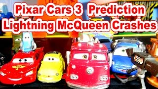 Cars 3 Predictions Lightning McQueen Toy Story Cars Circus Grand Finale