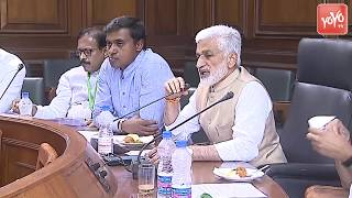 YSRCP MPs Meeting on Parliament Session | Vijay Sai Reddy | Lok Sabha Today