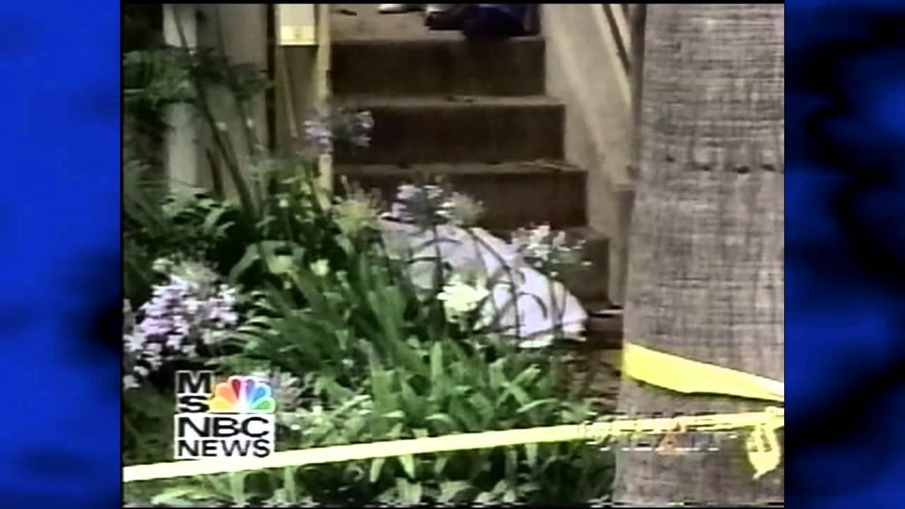 HISTORY: Day four of news coverage of OJ Simpson case, Thursday 16 ... Oj Simpson Crime Scene Photos