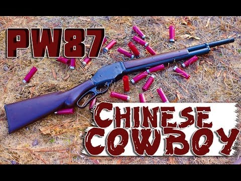 PW87 Lever-Action Shotgun Review