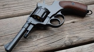 Wingun Nagant M1895 CO2 Revolver Overview