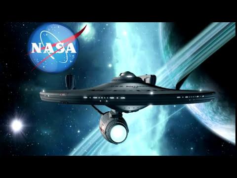 LA NASA: Viajar a la velocidad de la luz estilo STAR TREK