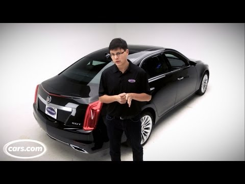2014 Cadillac CTS Sedan Review