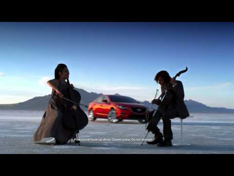 2013 Mazda 6, промо-видео