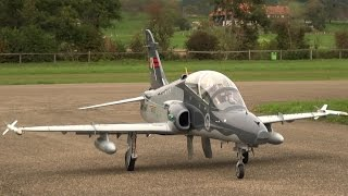 Royal Australian Air Force Hawk Mk-127 GIANT RC SCALE TURBINE JET Hausen 2016