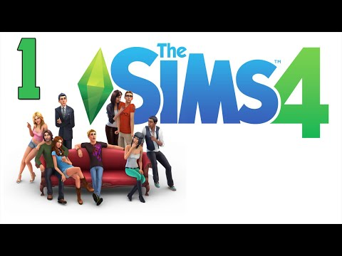 The Sims 4 Walkthrough - Part 1