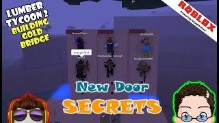 Roblox - Lumber Tycoon 2 - New Door Secrets! :D