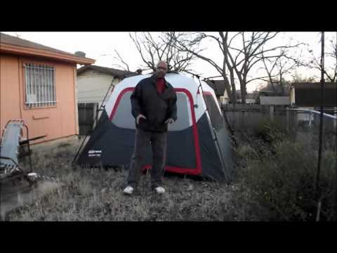 Coleman Instant Tent 6 (Review)