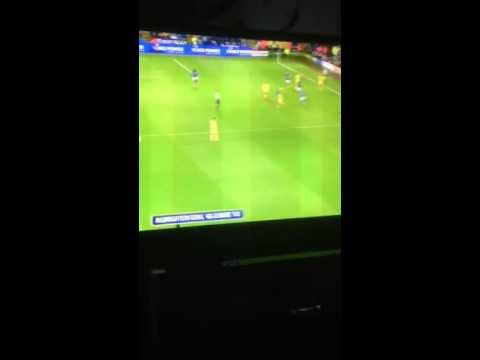 Marc ALBRIGHTON Goal Vs Chelsea